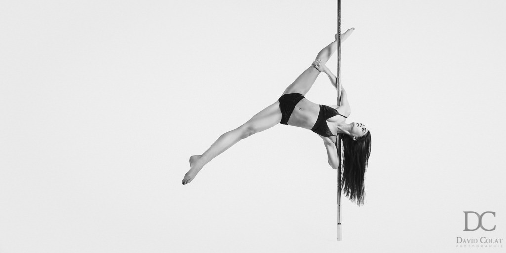 Photo Portrait Pole Dance Paris
