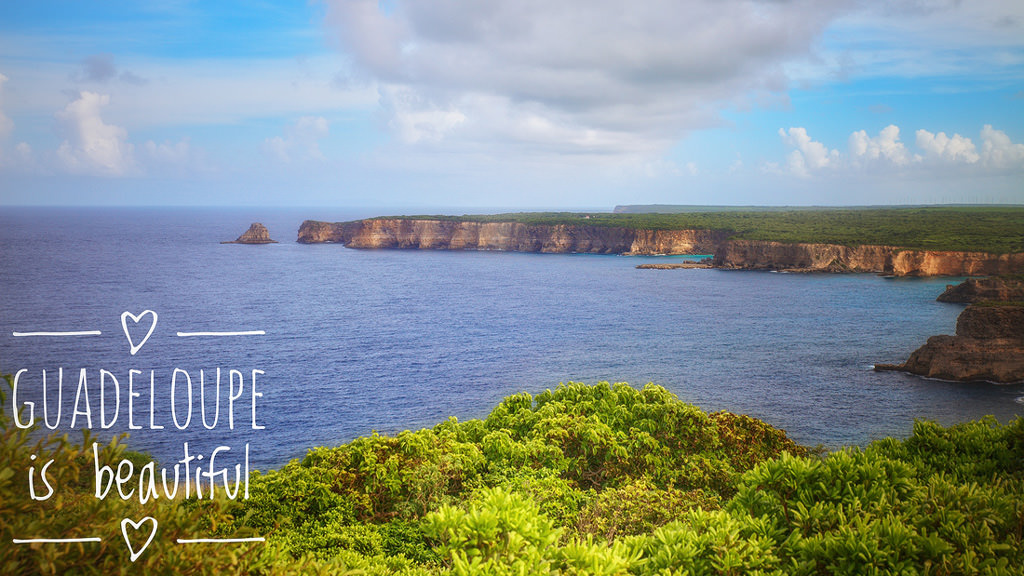 Guadeloupe is Beautiful - Pointe de la Grande Vigie