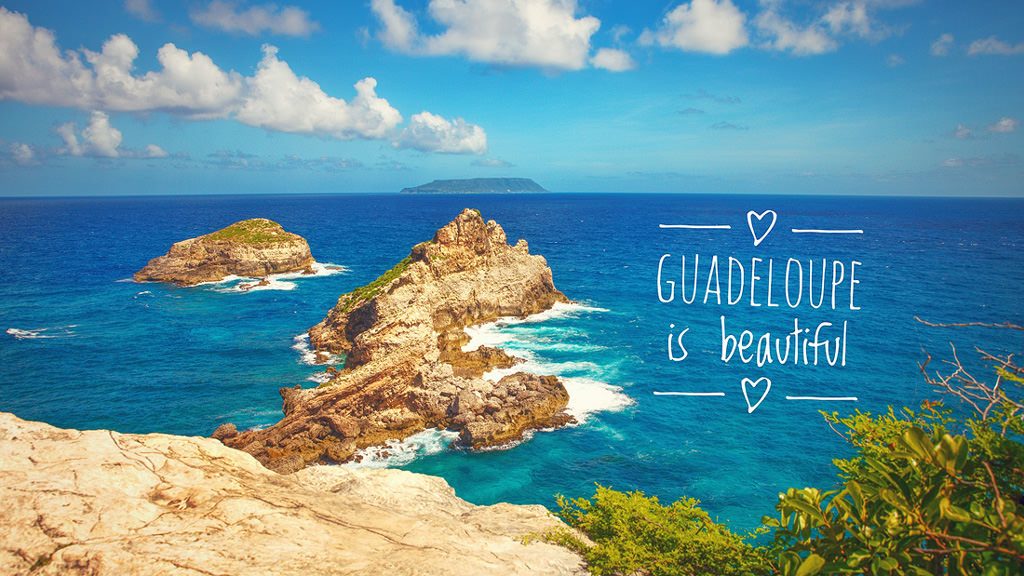 Guadeloupe is Beautiful - Pointe des Châteaux