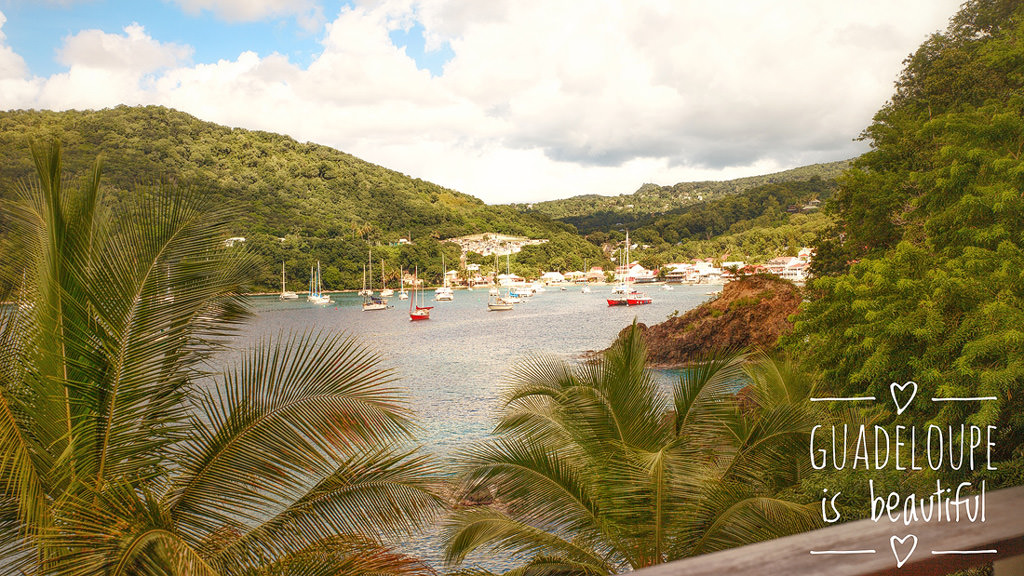 Guadeloupe is Beautiful - Baie de Deshaies
