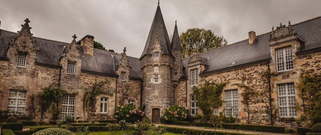 Rochefort-en-Terre, petite cité de caractère en Bretagne