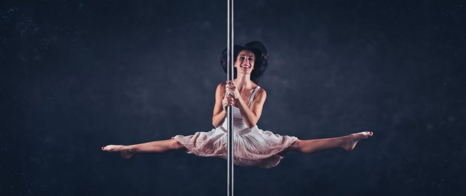Portrait - Pole Dance Paris Amélie