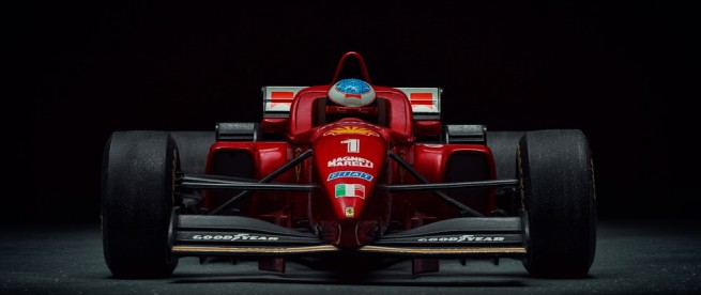 Auto - Ferrari F1 F310