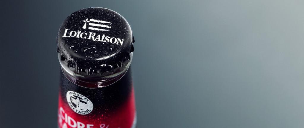 Produit - Cidre Breton Loic Raison