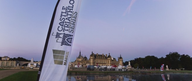Sport - Triathlon du Château de Chantilly 2014
