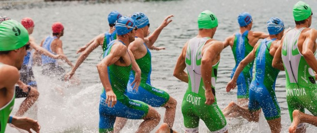 Sport - Grand Prix Triathlon Embrun 2014